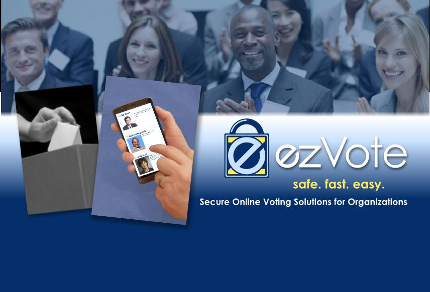 EZ Vote - Online Voting System
